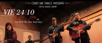 Rockin` Country / Baile, Cena y Show en La City
