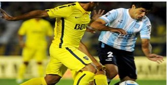 Racing implacable ante Boca, gano 4 a 1